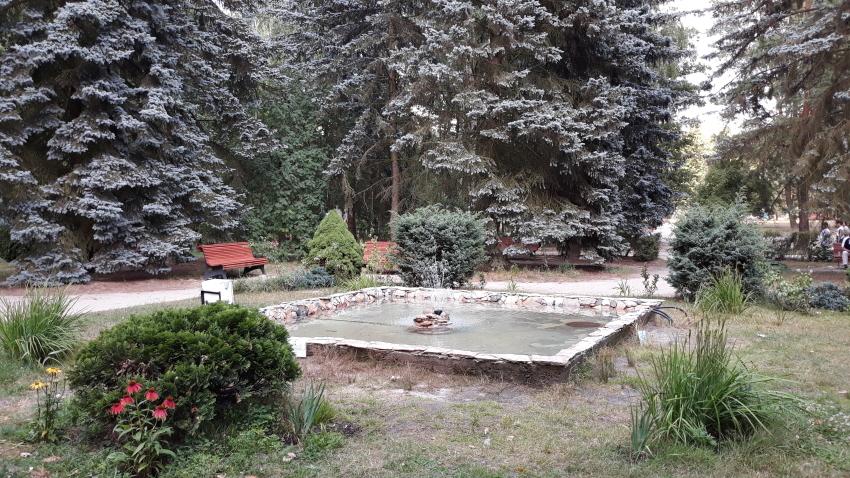 Powsin fontanna
