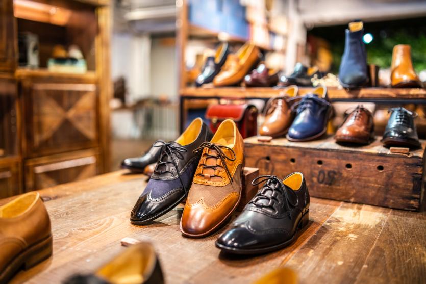 zalety skórzanych butów