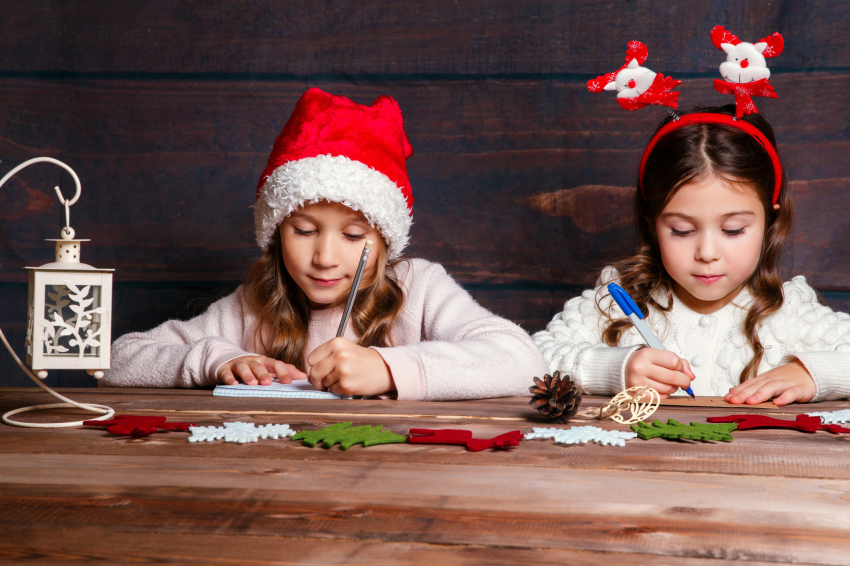 kartki świąteczne z filcu
