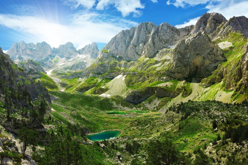 Góry Północnoalbańskie