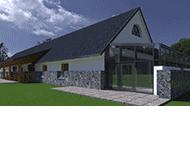 Arh+ Architekt, projekty architektoniczno-budowlane, projekty wielobranżowe Rydzewski A.