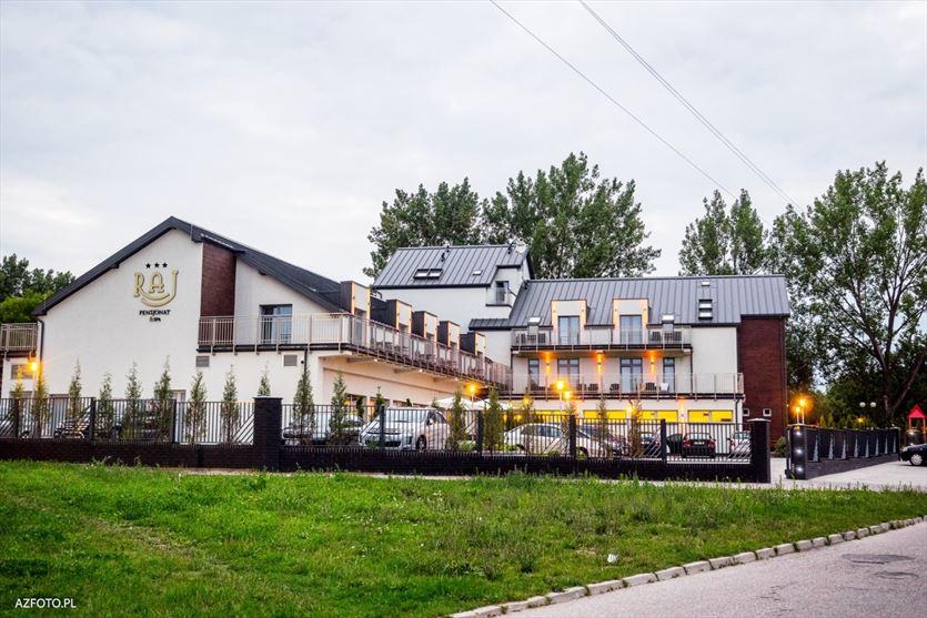 Organizujemy imprezy okolicznościowe, Raj Hotel SPA Pensjonat Nad Jeziorem, Rajgród