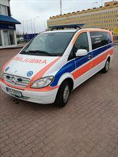 ambulans, Prywatne pogotowie medyczne Józef Łoniewski, Suwałki