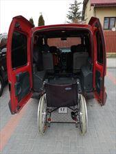 transport niepełnosprawnych, Prywatne pogotowie medyczne Józef Łoniewski, Suwałki
