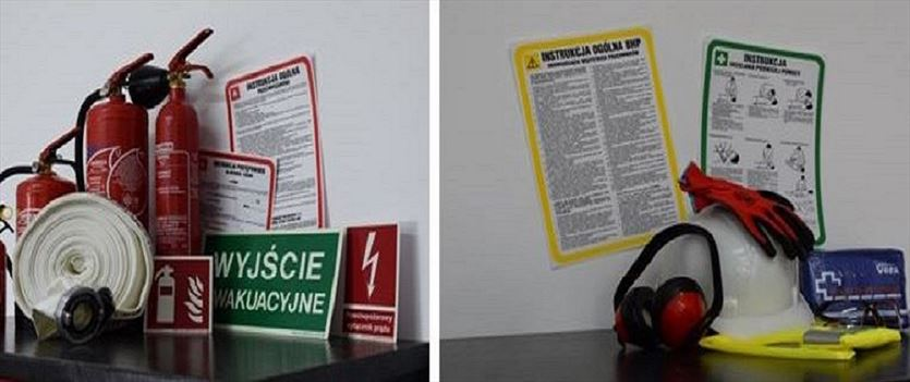 Kompleksowe usługi z zakresu ochrony przeciwpożarowej i BHP, KARO Roman Bajdalski Gazy Techniczne, Brzeźno
