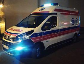 Karetka pogotowia, Prywatny Transport Medyczny Nona-Med Piotr Płodzik, Kurowo