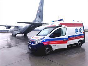 transport sanitarny na lotnisko, Prywatny Transport Medyczny Nona-Med Piotr Płodzik, Kurowo