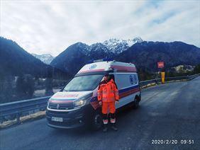 Transport medyczny, Prywatny Transport Medyczny Nona-Med Piotr Płodzik, Kurowo