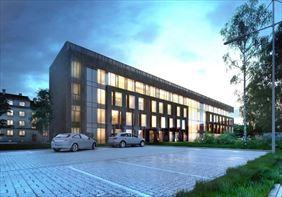 biurowiec, Prokan Pracownia Budownictwa Inżynieryjnego, Bydgoszcz