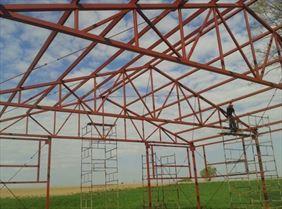 konstrukcja ze stali, PHU Wasz-Mar Mariusz Waszewski, Huta Chodecka