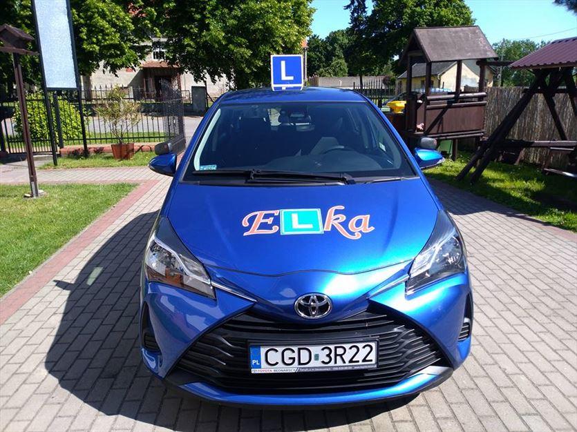 Zrobimy z Ciebie dobrego kierowcę!, Elka Ośrodek Szkolenia Kierowców Krzysztof Osmański, Kowalewo Pomorskie