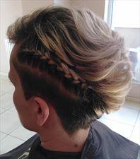 stylizacja włosów, Salon Fryzjerski Majka Klaudia Patyna, Sadki