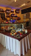 szwedzki stół, Restauracja Waliza, Toruń