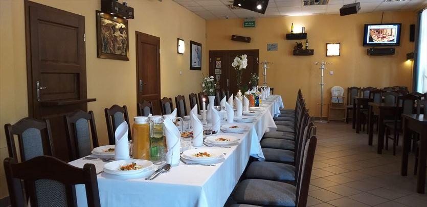 Organizacja imprez okolicznościowych, Restauracja Waliza, Toruń