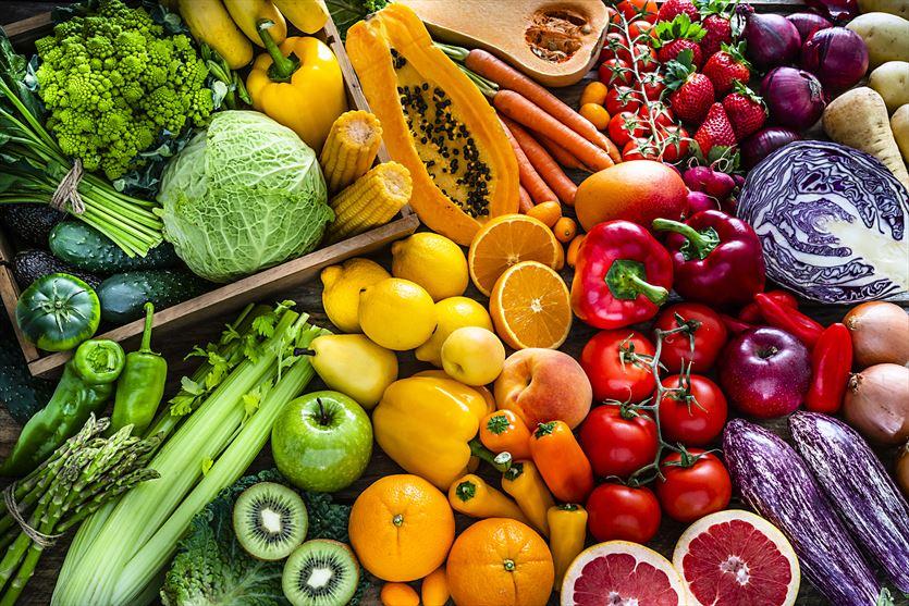 Owoce pełne smaku i witamin, Ewa Nowacka Sklep spożywczo-warzywny, Grudziądz
