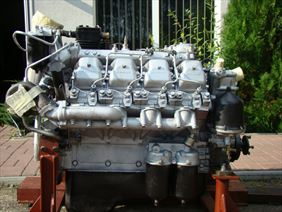 remont silnika, Kazamot Bis, Solec Kujawski