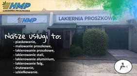 lakiernia proszkowa, HMP Rafał Oczko Malowanie Proszkowe, Lakiernia Proszkowa, Piaskowanie ., Chełmża