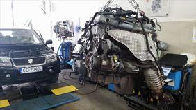 remont silnika, KG Autoservice sp. z o.o, Gdańsk