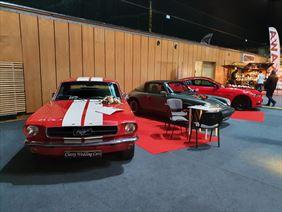 mustang, Classy Wedding Cars, Rębiechowo