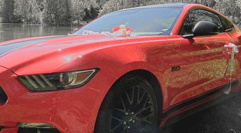 Przyjazd na ślub wymarzonym autem, Classy Wedding Cars, Rębiechowo