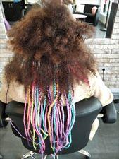 bujne włosy, Afro Salon Kamila Strużyńska-Peno, Chojnice
