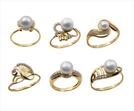 pierścionki złote, Agat Jubiler, Wejherowo