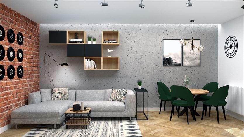 Wykonuję wizualizacje projektowanych pomieszczeń, Aneta Gerwatowska Architektura wnętrz, Słupsk