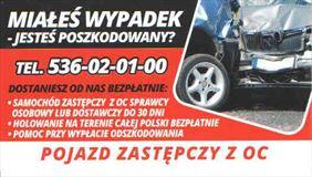 pojazd zastępczy z OC, Pośrednictwo Ubezpieczeniowe Ewa Falkiewicz, Malbork