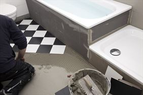 remont łazienki, Fachmajster Wojciech Plichta, Kartuzy