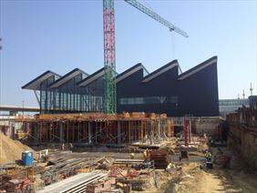 budowa drugiego terminalu pasażerskiego, Budmar Firma Ogólnobudowlana Marek Modrzewski, Gdańsk