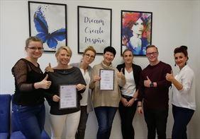szkolenia kompetencyjne zakończone certyfikatem, Rozwiń skrzydła – doradztwo zawodowe i szkolenia. Anna Kaczmarska, Gdańsk