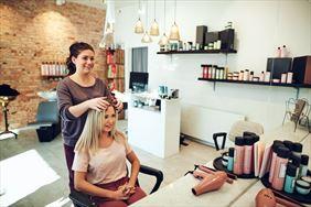 fryzjer, Fryzjerstwo Damsko-Męskie Małgorzata Hinc, Gdańsk