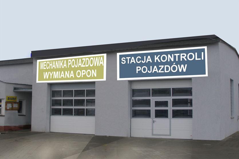 Wykonujemy przeglądy rejestracyjne, Parking Strzeżony Usługi Motoryzacyjne Grzegorz Ciesielski, Gdańsk