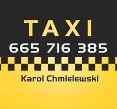 usługi taxi, Karol Chmielewski, Prabuty