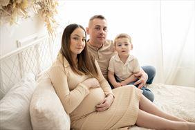 sesja bożonarodzeniowa, Studio Fotograficzne Słodkie Sny Beata Uhryn, Braniewo
