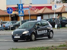 nauka jazdy, Zebra nauka jazdy, Elbląg
