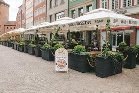 desery, Bar Mleczny Stągiewna, Gdańsk