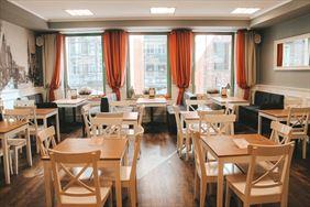tanie obiady, Bar Mleczny Stągiewna, Gdańsk