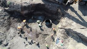 rozpoznanie sondażowe terenu, Firma Archeologiczna Glesum Maciej Marczewski, Gdańsk