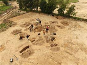 usługi archeologiczne, Firma Archeologiczna Glesum Maciej Marczewski, Gdańsk