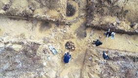 nadzory archeologiczne w trakcie prac ziemnych, Firma Archeologiczna Glesum Maciej Marczewski, Gdańsk
