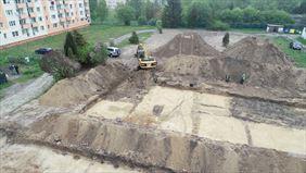 nadzory archeologiczne dla firm, Firma Archeologiczna Glesum Maciej Marczewski, Gdańsk