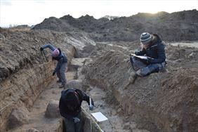 archeologiczne usługi, Firma Archeologiczna Glesum Maciej Marczewski, Gdańsk