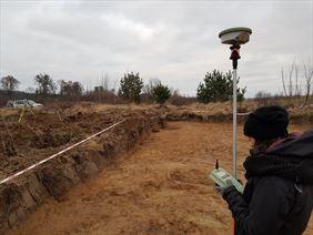badania archeologiczne, Firma Archeologiczna Glesum Maciej Marczewski, Gdańsk