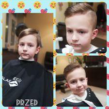 strzyżenie dzieci, Salon Fryzjerski