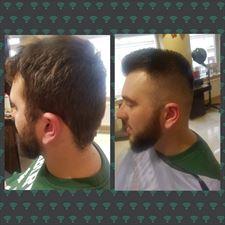 strzyżenie męskie, Salon Fryzjerski