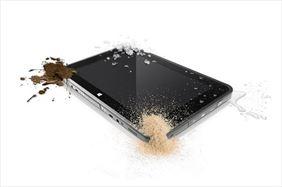Fujitsu, tablet przemysłowy, stylistic, wodoodporny, V535, VFY:V5350M6, Polsoft Engineering sp. z o.o., Katowice