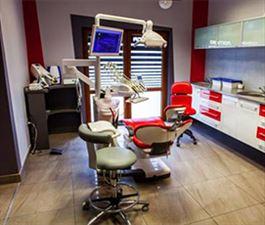 gabinet stomatologiczny, Dentica Centrum stomatologii estetycznej i Implantologii, Zawiercie