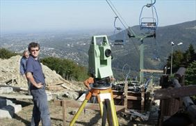 geodeta, Geoprojekt. Biuro Usług Geodezyjnych, Żywiec