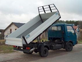 samochód wywrotka, Big-Trans F.U.H. Grzegorz Biros, Ćwiklice